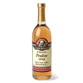 (Da Vinci Praline Syrup, 750 ml Bottle)