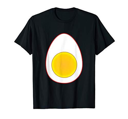 Funny Deviled Egg Halloween T-Shirt Last Minute Costume Tee]()