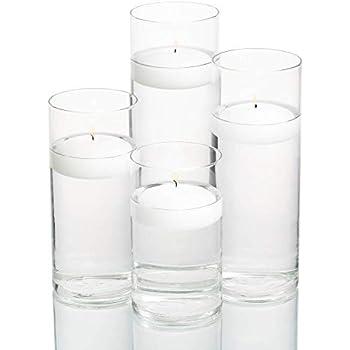 Amazon Com Richland 36 Eastland Cylinder Vases And 36