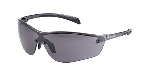 da6c31e78d Bolle SILIUM+SMOKE Smoke Lens Safety Glasses: Amazon.co.uk: DIY & Tools
