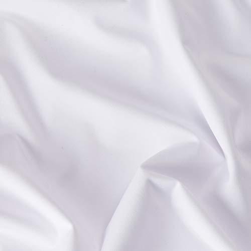 Babyville Boutique 35078 PUL Fabric, 64-Inch x 6-Yard Bolt, White