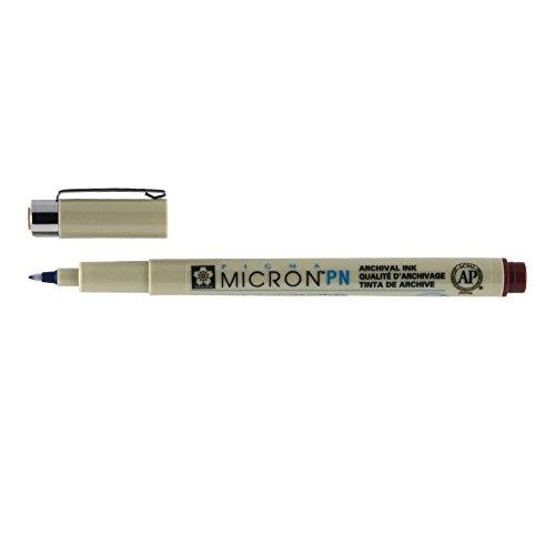 Sakura Burgundy Pigma Micron PN Pen by Sakura (Image #1)