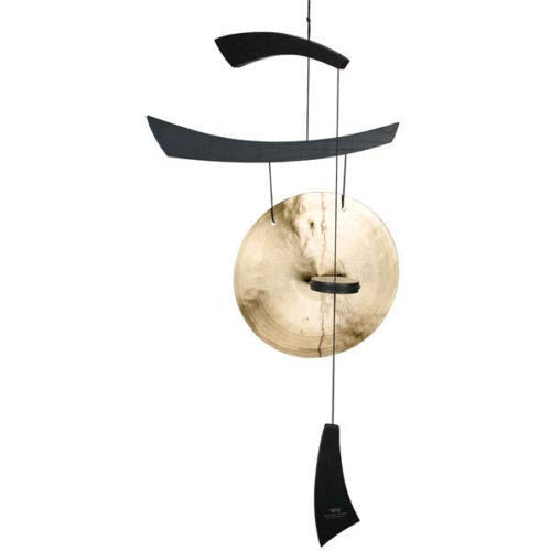 Wind Chime Chimes Emperor Gong Black