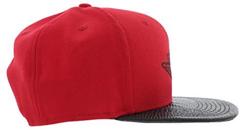 Nike 2 Snapback - Gorra Línea Michael Jordan Unisex, Color Rojo ...