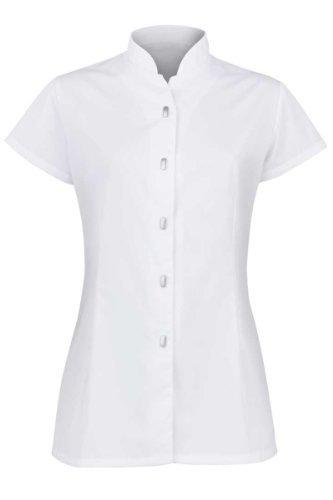 Alexandra Women's Beauty Salon Tunic 10 (Uk 12) White