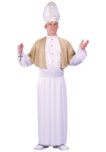 Pontiff Costume - Standard - Chest Size 33-45]()