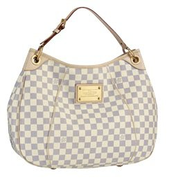 Image Unavailable. Image not available for. Colour  Louis Vuitton Damier  Azur Canvas Galliera PM N55215 Bag ... 2adb16b9ff2be
