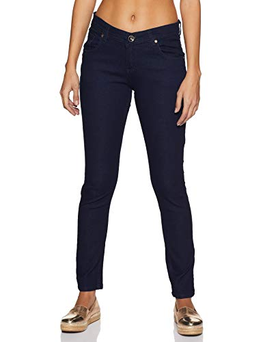 High Star Women's Slim Fit Jeans