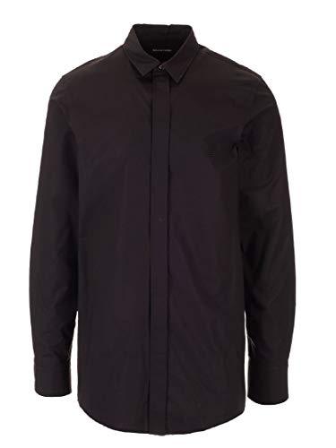 Balenciaga Luxury Fashion Mens 595285TGM051000 Black Shirt | Fall Winter 19