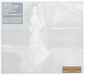 A New Day Has Come [Special Edition] [1 CD + 1 DVD] By Celine Dion (2002-11-25) (Celine Dion A New Day Has Come)