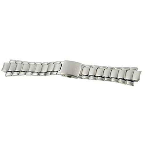 - Citizen 59-S04772 Original Replacement Titanium Watch Band Strap fits BM7170-53E BM7170-53L CA0260-52E CA0260-52H E111M-S078369 B612M-S078334