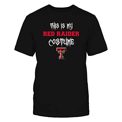 FanPrint Texas Tech Red Raiders T-Shirt -