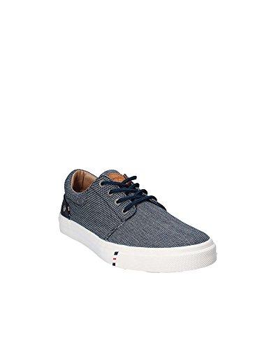 Blu Sneakers 42 Wrangler Uomo WM181020 aqOIwxx5nt