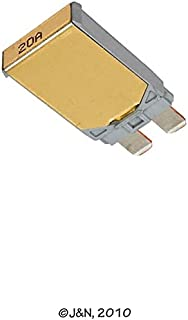 31TXb2yMXmL._AC_UL320_SR192320_ amazon com slimline 12 volt 6 terminal fuse block automotive