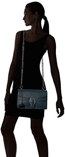 dark Portés Sacs Blue Bleu Chicca Cbc3310tar Épaule Borse nq8xwPYtz