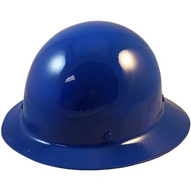 MSA Skullgard Full Brim Hard Hat with FasTrac III Ratchet Suspension - White  - - Amazon.com e224b2d3bd24