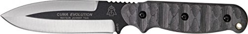 Tops Knives Cuma Evolution Fixed Blade Knife