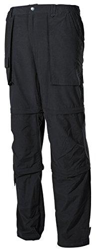 Fox Outdoor Uomo Multifunzione Pantaloni Microfibra con Tasche laterali - L