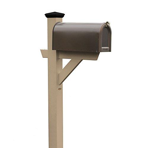 highwood AD-MLBX1-TAU Hazelton Mailbox, Tuscan Taupe