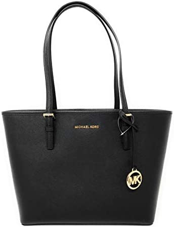 Michael Kors Womens Jet Set Travel Md Carryall Tote