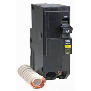 SCHNEIDER ELECTRIC Miniature Circuit Breaker 120/240-Volt 20-Amp QO220GFI Switch Fusible Hd 240V 1200A 3P Nema1