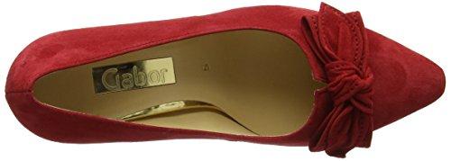 Gabor Escarpins Shoes Rosso Fashion Rouge 15 Femme OOTqFdrHAw