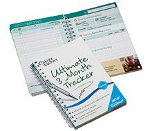 Weight Watchers Ultimate 3 Month Tracker Book Journal 2010 Version Points Plus