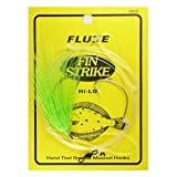 Fin Strike Fluke Rig - Hi-Lo - Bucktail Teaser