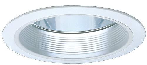 EL733 Elco Lighting EL733W 7 Clear Reflector with Baffle