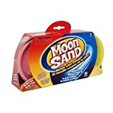 : Moon Sand Refill 2-Pack - Rocket Red/Lunar Yellow