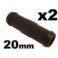 227s - Conector recto para tubos de 20mm