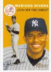 Amazoncom 2003 Topps Heritage Baseball Card 119 Mariano