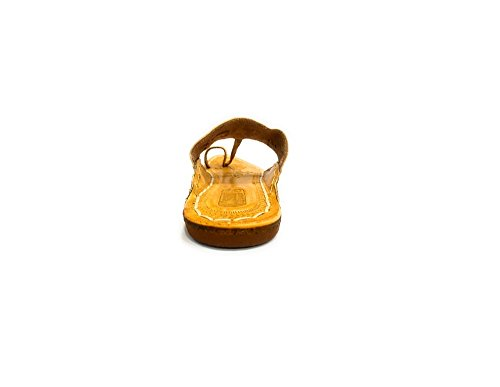Flat Kolhapuri Indian Jutti Mojari Shoes Womens Ethnic Step Style Flipflop n Chappal nqwxXYC0t