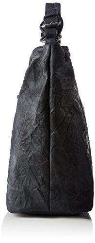 Fritzi aus Preußen Kacie - Bolso de hombro Mujer Schwarz (Black4)