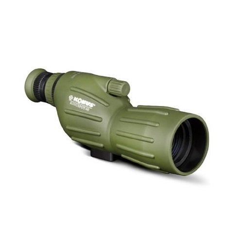 9 opinioni per Cannocchiale Konuspot 50 Konus 15-40x50zoom treppiede verde ingrendimento zoom