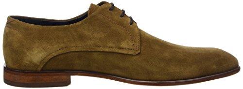 Hugo Dressapp_derb_sd 10197437 01, Zapatos de cordones derby Hombre Marrón (Medium Brown)