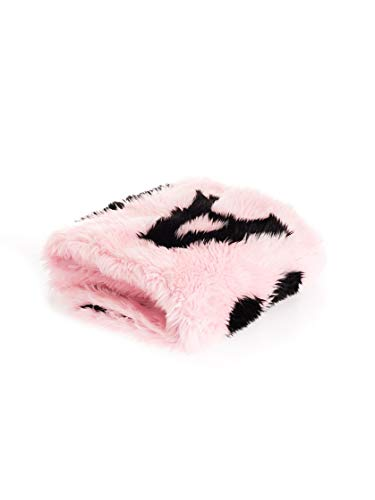 Luxury Fashion | Balenciaga Woman 578888374B15960 Pink Polyester Scarf | Fall Winter 19