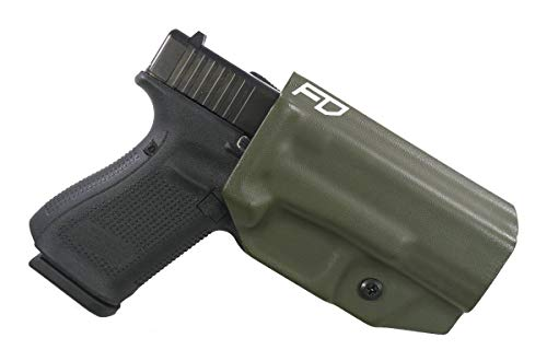 "Fierce Defender OWB Kydex Holster Glock 19/23/32"" The Prodigy Series"