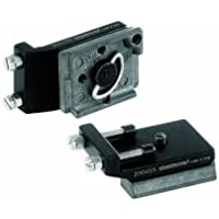 Manfrotto 200USS Universal Anti Twist Spotting Scope Plate RC2 Connect System (Black)