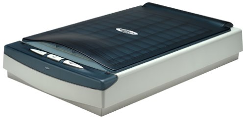 Visioneer One Touch 5600 Smoke USB/Parallel Scanner by Visioneer