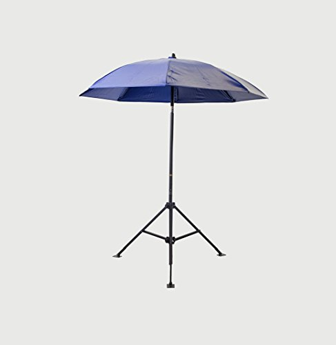 (Lapco FR LAP-UM7VB Heavy-Duty Construction Umbrella, Vinyl, 7',)