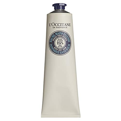 - L'Occitane Nourishing & Intensive Hand Balm With 25% Organic Shea Butter, 5.2 oz