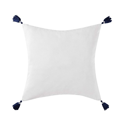Oceanfront Resort Reef Point Square Decorative Pillow 20