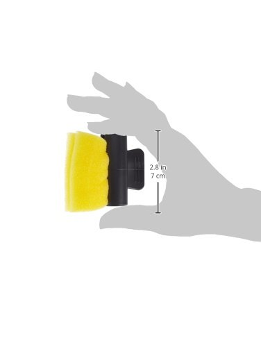 efalock professional fixierschwamm gelb 2er pack 2x 3 stück 2x