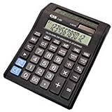 Calculadora CK-302, CIS, 47.4900, Preta