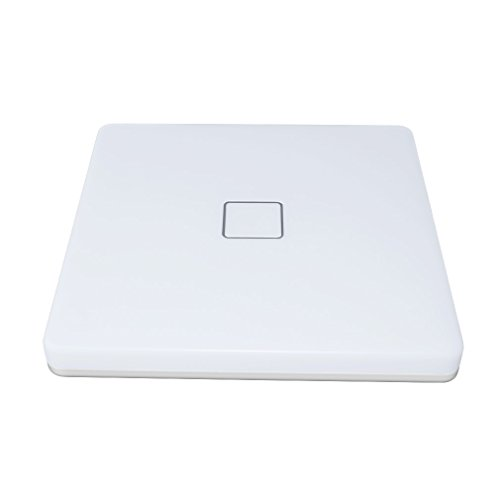 Airand LED Ceiling Light Flush Mount 24W Waterproof IP44 for Bathroom, Kitchen, Bedroom, Hallway, Corridor, Living Room (Natural White)