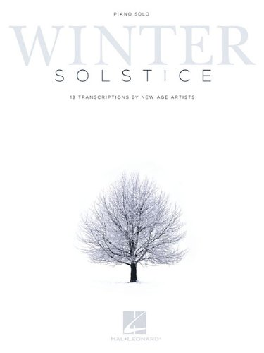 884088892289 - Winter Solstice: 19 Transcriptions by New Age Artists (Piano Solo Songbook) carousel main 0
