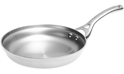 Wide bottom pans
