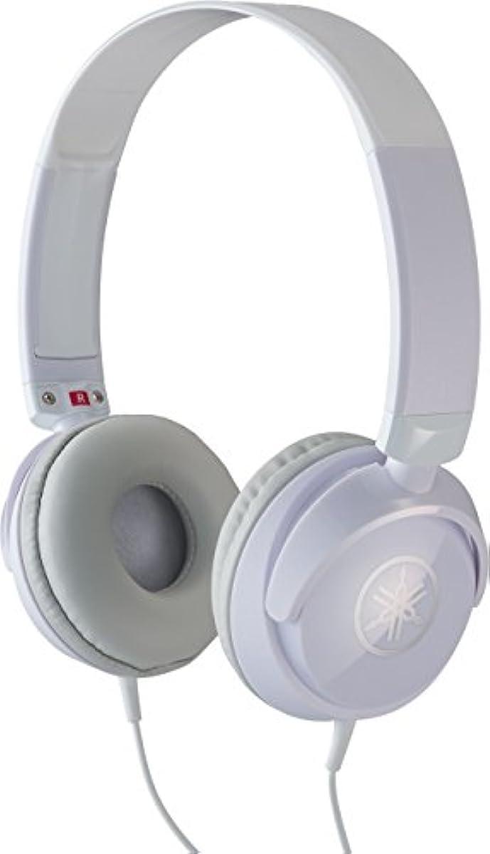 [해외] 야마하 헤드폰 화이트 HPH-50WH