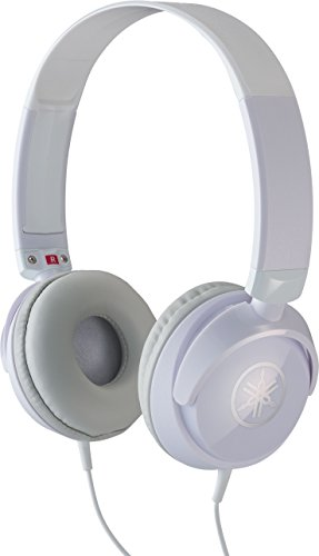 Yamaha HPH 50WH Compact Closed Back Headphones